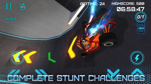 Extreme stunt car driver 3D für Android