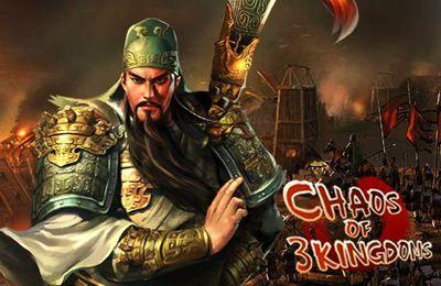 logo Chaos of Three Kingdoms Deluxe
