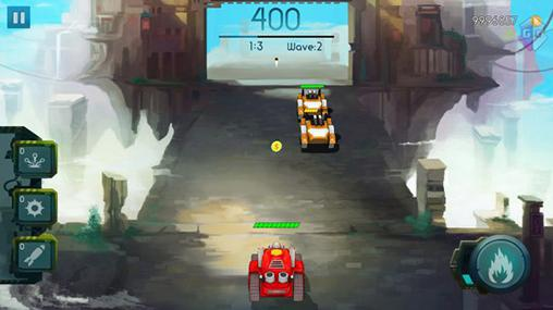 Tank fortress für Android