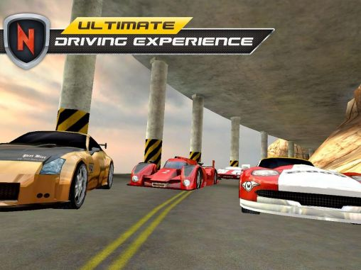 Real car speed: Need for racer für Android