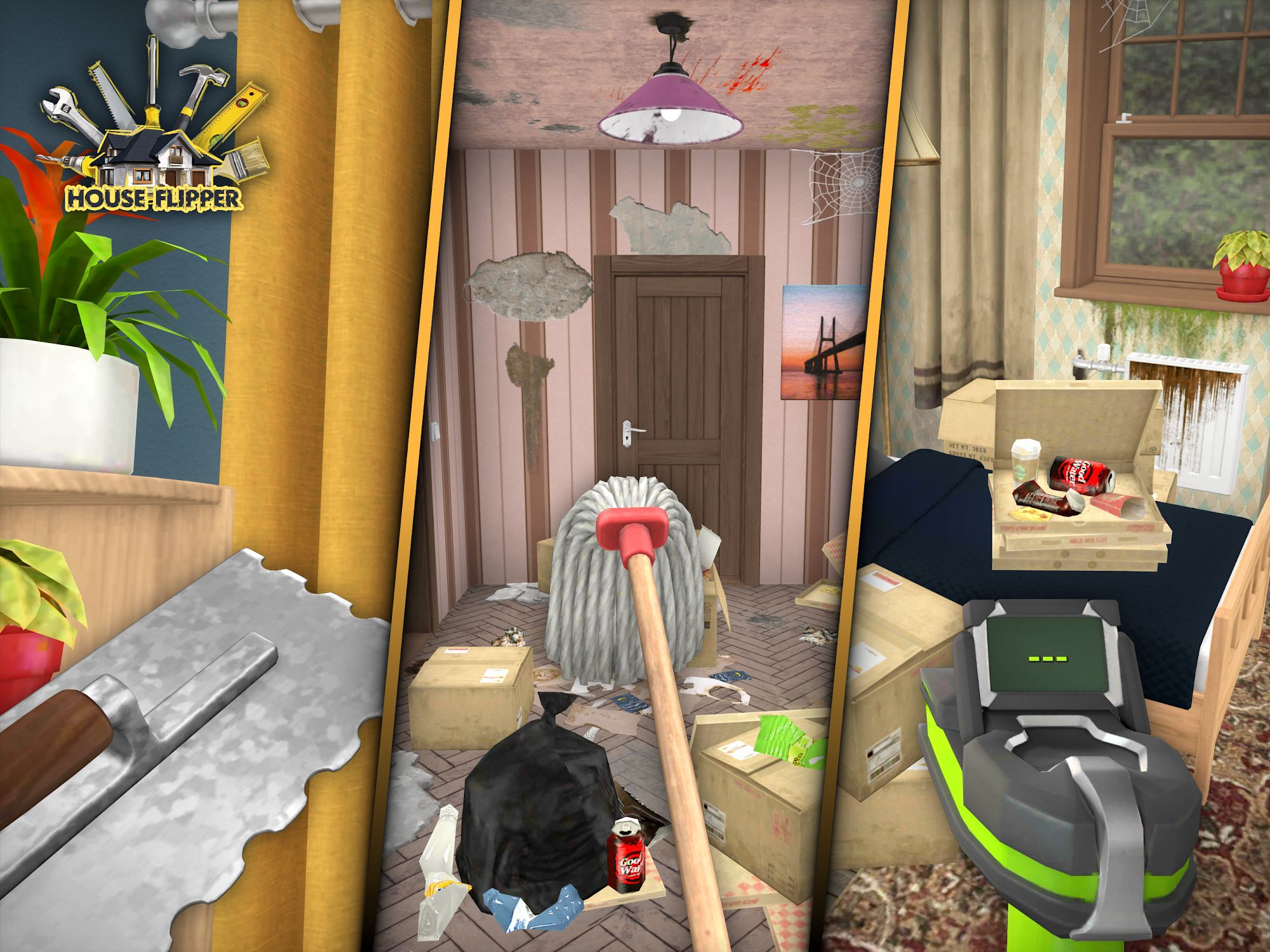 House Flipper: Home Design, Renovation Games для Android