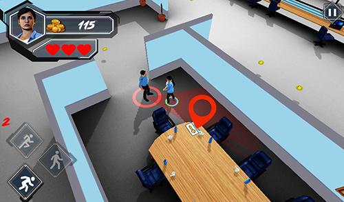 Actionspiele Nilanjana the game für das Smartphone
