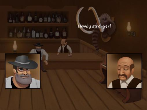 Cowboy chronicles: Adventure für Android