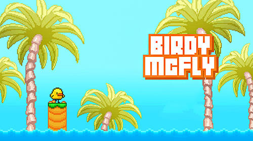 Birdy McFly: Run and fly over it! Screenshot