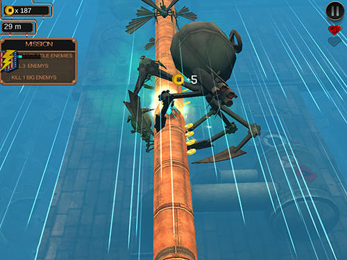 Iron ant: An ant surviving against death for Android