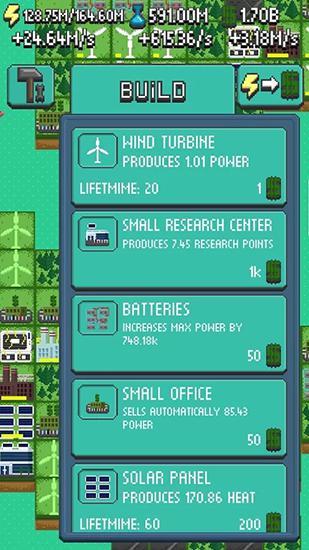 Reactor: Energy sector tycoon screenshot 4