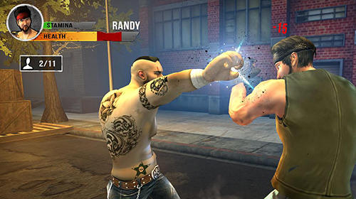 Fight club revolution group 2: Fighting combat для Android