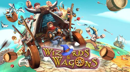скріншот Wizards and wagons