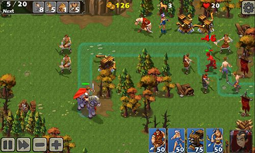 Empire defense 2 for Android