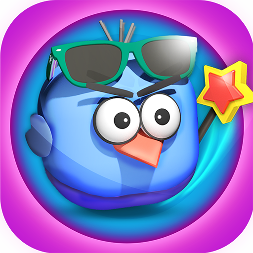 Cartoon Crush: Blast 3 Matching Games Toon Puzzle icon