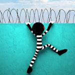 Stickman escape story 3D icono