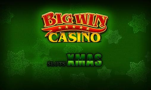 Big win casino: Slots. Xmas скриншот 1