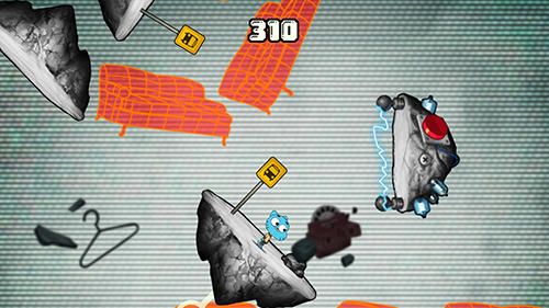 Wrecker's revenge: Gumball pour Android