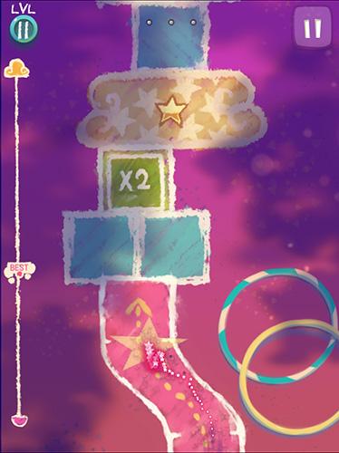 Arcade-Spiele Xtrem xopscotch für das Smartphone