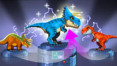 Dinosaur factory Screenshot