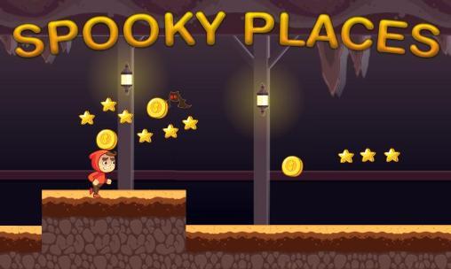 Иконка Spooky places