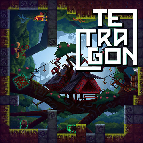 Tetragon: Unknown planes скріншот 1