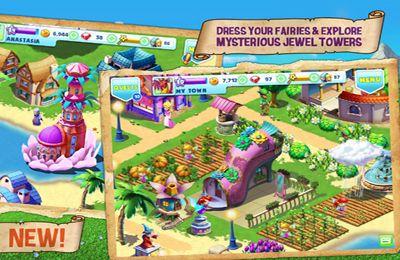 Воображаемый городок - Построй волшебный поселок!