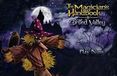 logo The Magician's Handbook: Cursed Valley