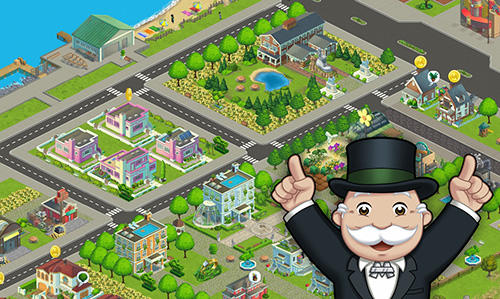 Monopoly towns для Android
