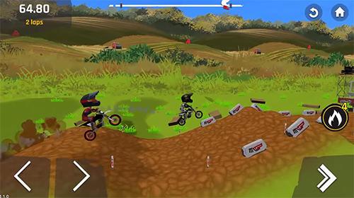MXGP Motocross rush für Android