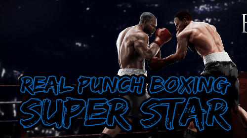Real punch boxing super star: World fighting hero скріншот 1