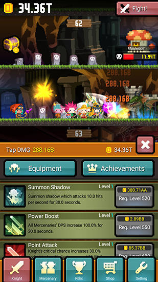 Tap! Tap! Faraway kingdom for Android