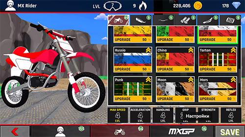 MXGP Motocross rush auf Deutsch