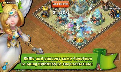 Castle Clash para Android