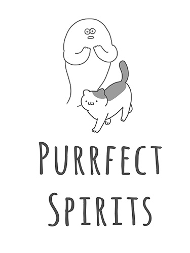 logo Purrfect Spirits