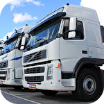 Heavy truck simulator Symbol