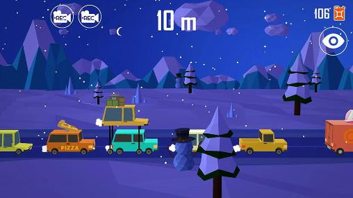 Lift car: Pumping smashy race für Android