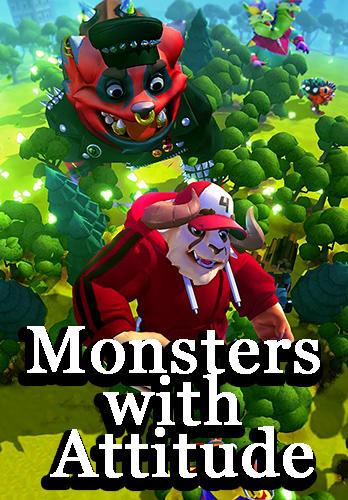 logo Monster mit Anstand