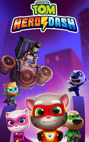 Talking Tom hero dash Screenshot