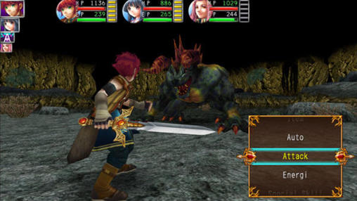 RPG Alphadia genesis 2 for Android