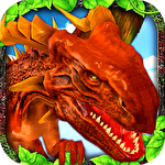 World of dragons: Simulator ícone