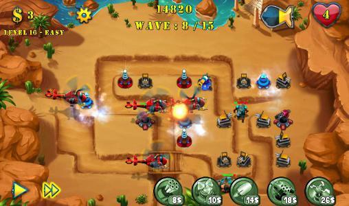 Tower defense evolution 2 скріншот 1