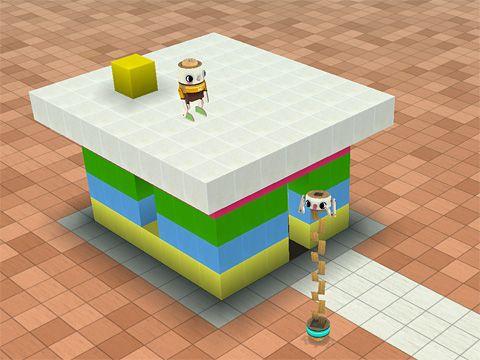 Toca: Builders for iPhone