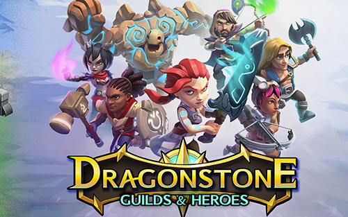 Dragonstone: Guilds and heroes Screenshot