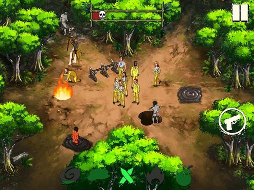 The green inferno: Survival для Android