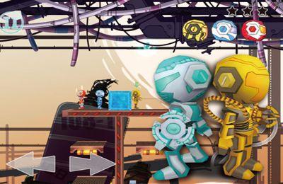 Братья Роботы для iPhone бесплатно