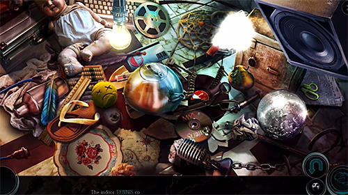 Hidden objects. Maze: The broken tower. Collector's edition für Android