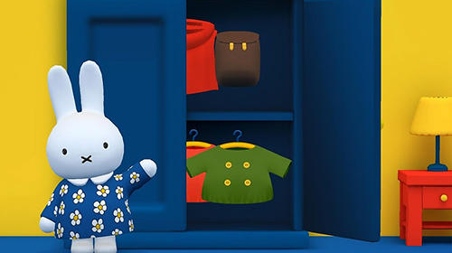 Arcade Miffy's world: Bunny adventures! für das Smartphone