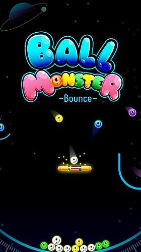 Ball monster captura de pantalla 1