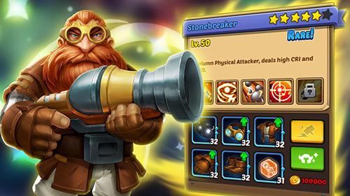 RPG-Spiele Terra Dei für das Smartphone