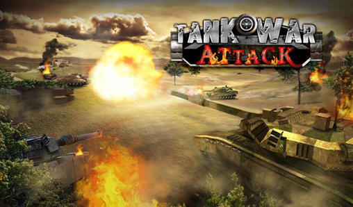Tank war: Attack Screenshot