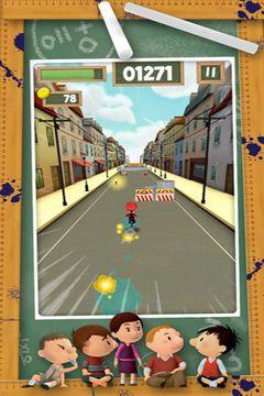Screenshot Kleiner Nick: Die große Flucht auf dem iPhone