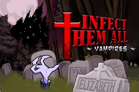 логотип Зарази их всех: Вампиры
