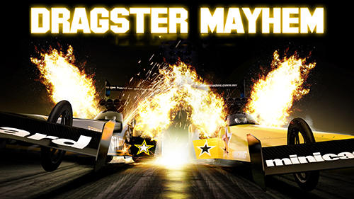 Dragster mayhem: Top fuel drag racing screenshot 1