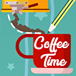 Coffee time: Don't just draw something icon